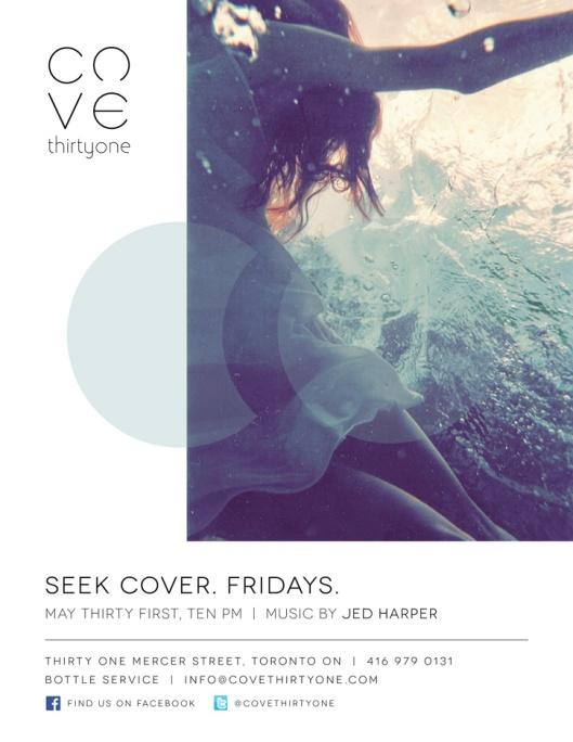 COVE FRIDAYS with Niels Dekker, Darren Arcane, Liron & Hernan